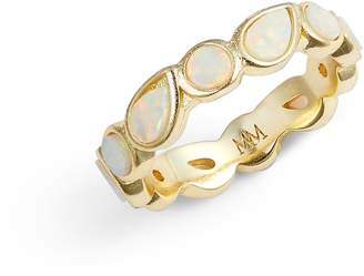 Melinda Maria Isla Stackable Band Ring