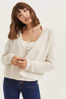 Ardene Thick Knit Cardigan