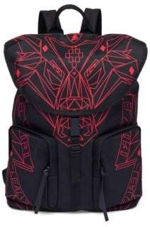 Marcelo Burlon County of Milan Lamborghini Graphic Print Backpack