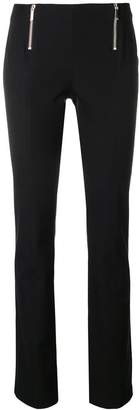 MICHAEL Michael Kors zipped skinny trousers