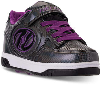 Heelys Girls' Bolt Plus X2 Light-Up Wheeled Casual Athletic Skate Sneakers from Finish Line