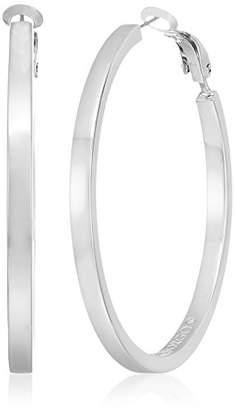 Eddie Borgo Square 1.5 Hoop Earrings