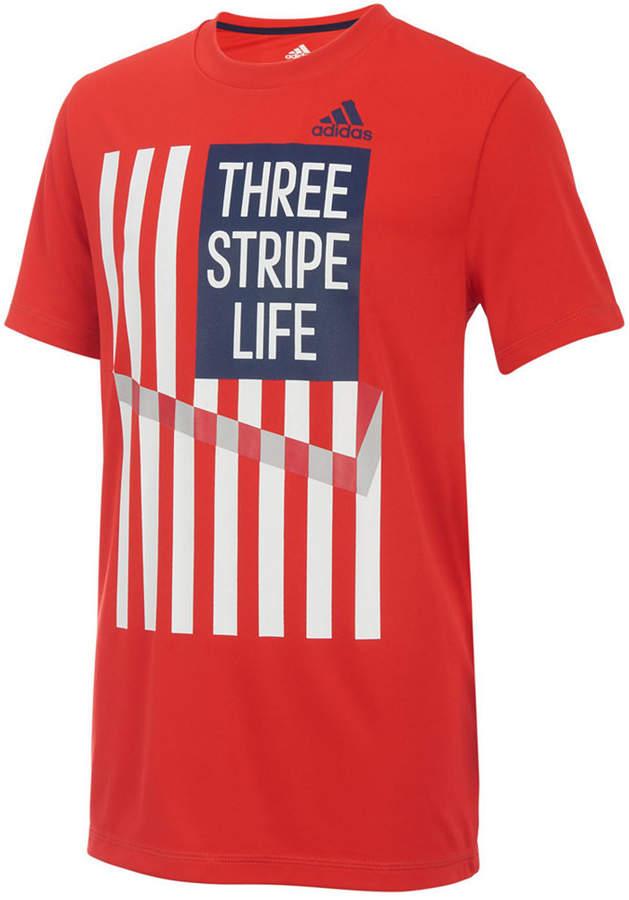 Graphic-Print Cotton T-Shirt, Toddler Boys