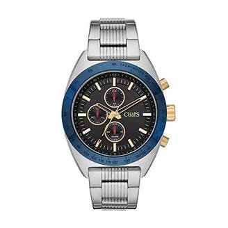 Chaps Men's Rockton Quartz Watch with Stainless-Steel Strap