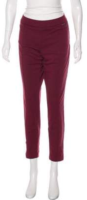 MICHAEL Michael Kors Mid-Rise Skinny Sweatpants