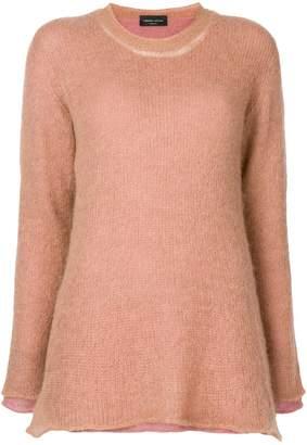 Roberto Collina oversized knit sweater