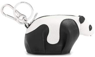 Loewe Panda leather charm