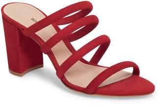 Schutz Felisa Block Heel Sandal