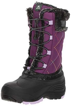 Kamik baby-girls' Star Snow Boot