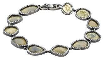 Monique Péan 18K Diamond Link Bracelet