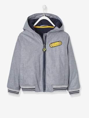 Vertbaudet Hooded Jacket for Boys