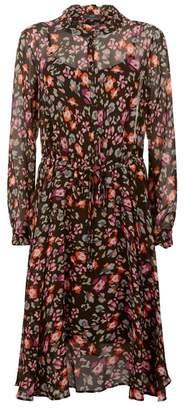 SET Floral Midi Dress