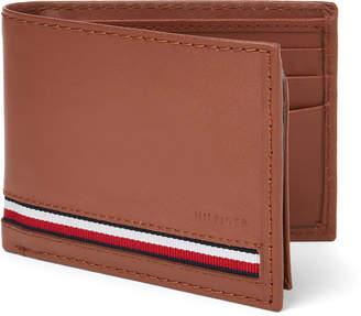 Tommy Hilfiger Tan Zed RFID Billfold Leather Wallet