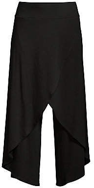 Eileen Fisher Women's Wide Leg Wrap Pants
