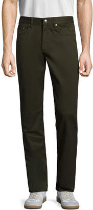 Brooks Brothers Flat Front Straight Chino