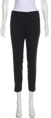 Chloé Mid-Rise Cropped Pants