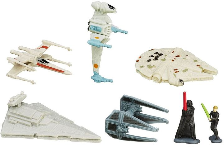 Hasbro Star Wars: Episode VI Return of the Jedi Micro Machines Fall of the Empire Deluxe Vehicle Pack by Hasbro