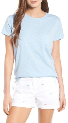 Women's Vineyard Vines Boyfriend Tee $49.50 thestylecure.com