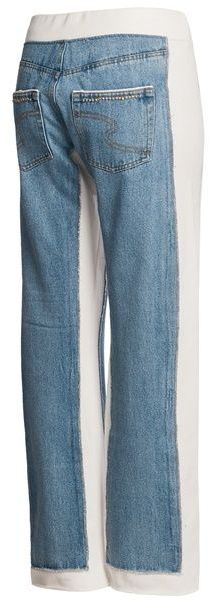 Scully Denim Overlay Sweatpants (For Women)