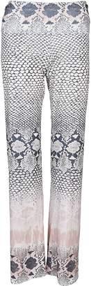 Hale Bob Snake Print Trousers