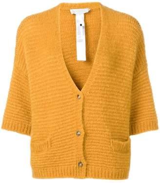 L'Autre Chose buttoned V-neck cardigan