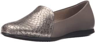 Ecco Footwear Womens Touch Ballerina 2.0 Scale Ballet Flat