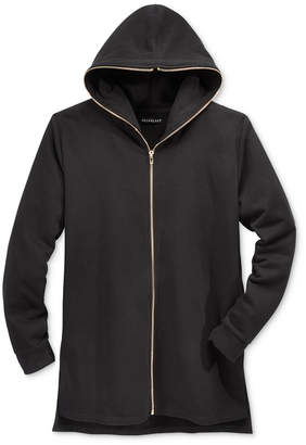 Jaywalker Men's Long-Length Full-Zip Hoodie, Created for Macy's
