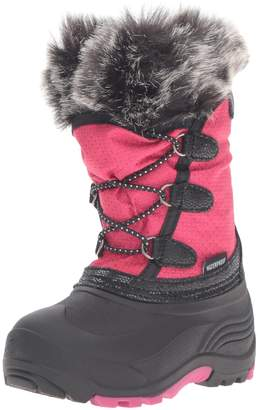 Kamik Kids' Powdery Waterproof Winter Boot