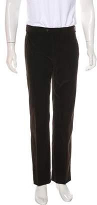 Prada Velvet Corduroy Pants