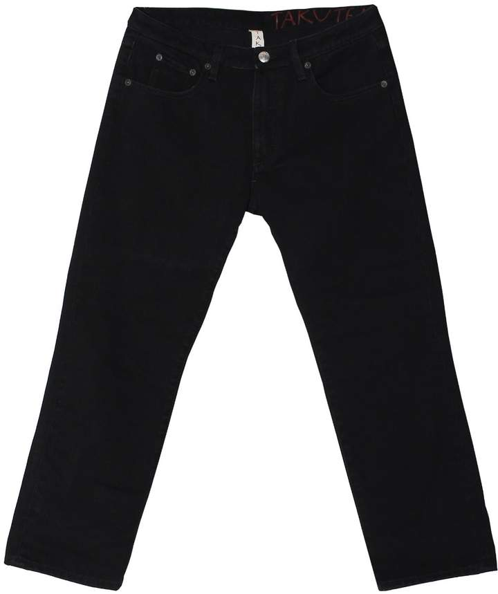 Takutea - Vaine Black Jeans