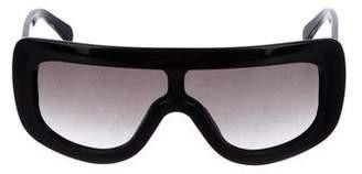 Celine Adele Shield Sunglasses