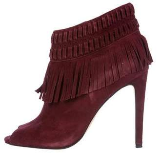 Rebecca Minkoff Rio Tassel Ankle Booties