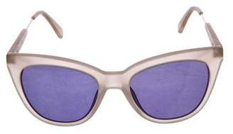 Derek Lam Gypsy Tinted Sunglasses