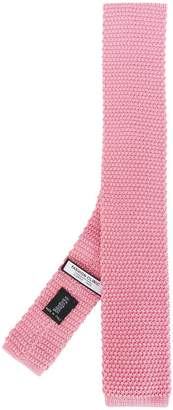 Fashion Clinic Timeless square-tip tie