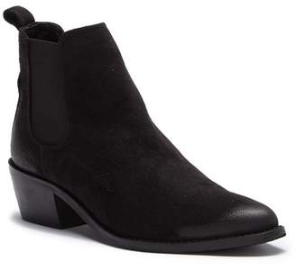 Report Kira Faux Suede Chelsea Boot