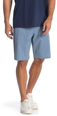 Travis Mathew Toro Striped Shorts