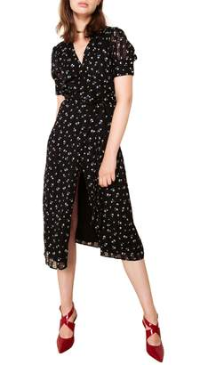 Ami The East Order Midi Dress