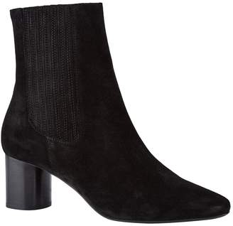 Sandro Lurex Ankle Boots