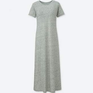 Uniqlo WOMEN Short Sleeve Long Bra Dress