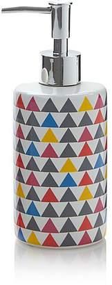 George Home Geometric Soap Dispenser