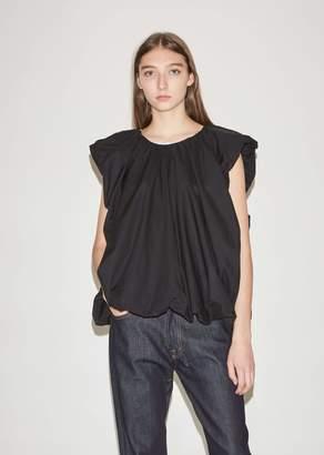 Sofie D'hoore Bang Cotton Contrast Blouse