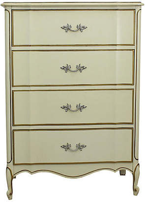 One Kings Lane Vintage ProvenAal-Style 4-Drawer Dresser - Vintage Bella Home