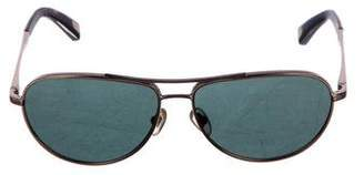 Marc Jacobs Tinted Aviator Sunglasses