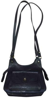 Gerard Darel Leather Shoulder Bag