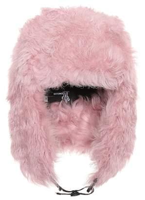 Moncler Fur ski hat