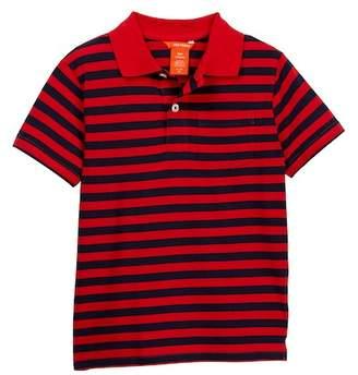 Joe Fresh Striped Polo Tee (Little Boys & Big Boys)