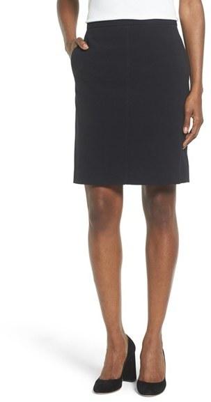 Anne KleinWomen's Anne Klein Two-Pocket Suit Skirt