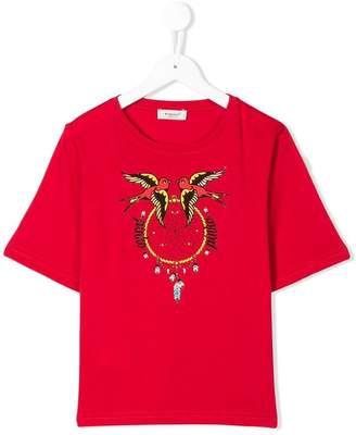 Pinko Kids dreamcatcher T-shirt