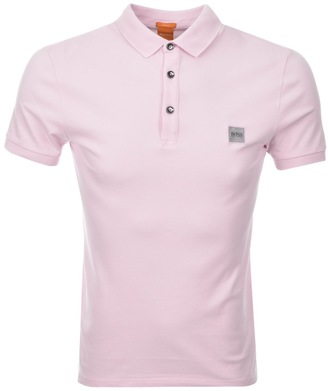 Pavlik Polo T Shirt Pink
