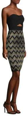 Black Halo Jada Sheath Dress